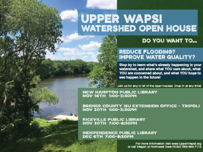 Watershed Management | Upper Wapsi River Watershed